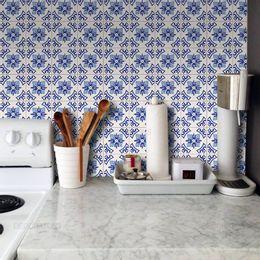 papel-de-parede-azulejo-portugues-geometrico-octogono-azul-cobalto1