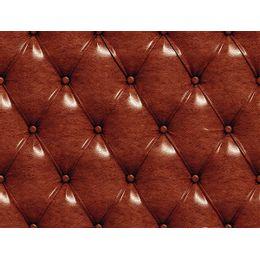 papel-de-parede-capitone-couro-chocolate
