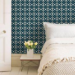 papel-de-parede-geometrico-abstrato-azul-royal1