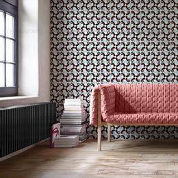 papel-de-parede-abstrato-mosaico-verde-acinzentado1