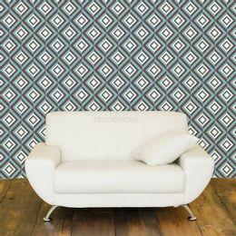 papel-de-parede-abstrato-geometrico-turquesa1