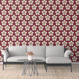 papel-de-parede-abstrato-vinho-com-flores-vinho1