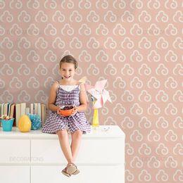 papel-de-parede-nuvem-estilizada-rosa1