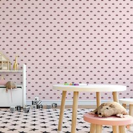 papel-de-parede-coroas-princesa-rosa-claro1