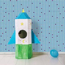 papel-de-parede-coracaozinhos-fofinhos-poa-azul-claro1