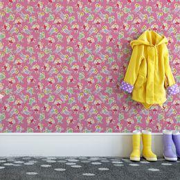 papel-de-parede-fadas-encantadas-rosa1
