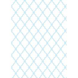 papel-de-parede-geometrico-azul-claro