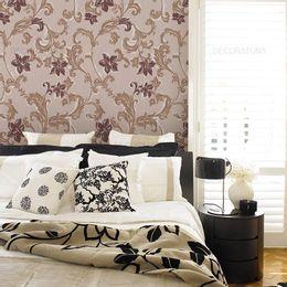 papel-de-parede-ramos-vintage-de-flores-nude
