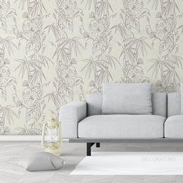 papel-de-parede-floral-bambu-creme1