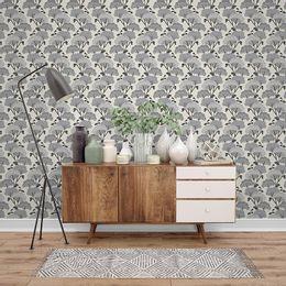 papel-de-parede-floral-moderno-encanto-cinza1