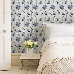 papel-de-parede-floral-moderno-ramos-abstrato-azul-claro1