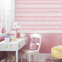 papel-de-parede-listrado-horizontal-infantil-arabesco-rosa1