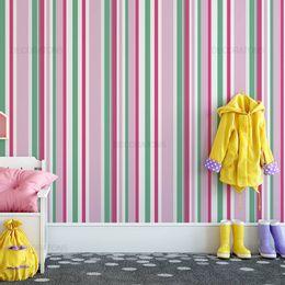 papel-de-parede-listrado-vertical-rosa-e-verde