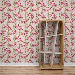 papel-de-parede-rosas-e-ramos-rosa-claro1