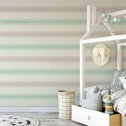 papel-de-parede-listrado-horizontal-tons-pasteis-verde