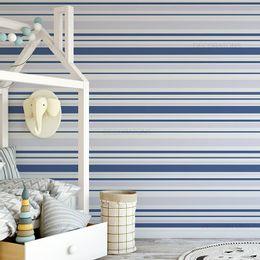papel-de-parede-listrado-horizontal-em-azul-cobalto