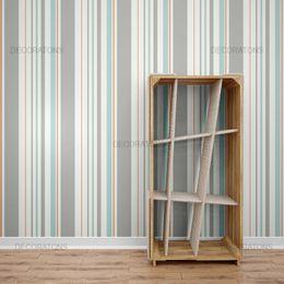 papel-de-parede-listrado-vertical-cinza-e-turquesa