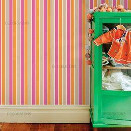 papel-de-parede-listrado-vertical-laranja-e-pink-2