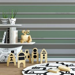papel-de-parede-listrado-horizontal-verde-musgo