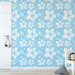 papel-de-parede-rosas-bonitas-kids-azul-claro