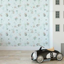 papel-de-parede-coala-sonolento-verde-claro