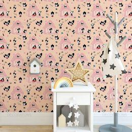 papel-de-parede-gatinhos-divertidos-pessego-1