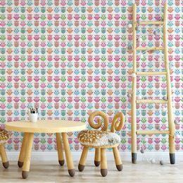 papel-de-parede-corujinhas-colorido-1