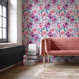 papel-de-parede-lindas-flores-azul-claro-1