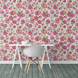 papel-de-parede-floral-rosas-branco