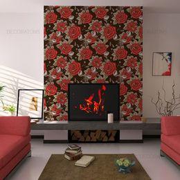 papel-de-parede-rosas-vintage-cafe-1