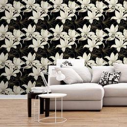 papel-de-parede-tropical-silhueta-preto
