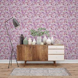 papel-de-parede-lindas-flores-roxo