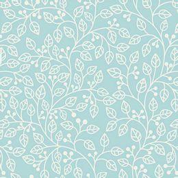 papel-de-parede-tropical-folhas-e-galhos-turquesa