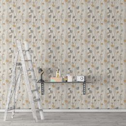 papel-de-parede-arabesco-folhas-listrado-palha-1
