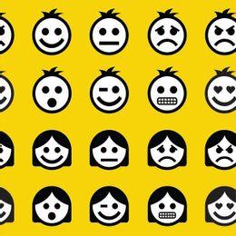 papel-de-parede-emoticons-amarelo