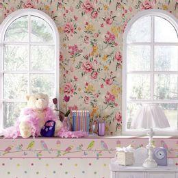 papel-de-parede-rosas-diversas-rosa-claro