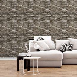 papel-de-parede-pedras-em-filetes-canjiquinha-marrom