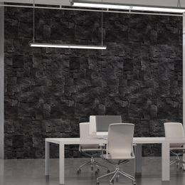 papel-de-parede-de-pedras-simetricas-pretas