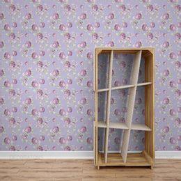papel-de-parede-mini-flores-em-globo-lilas