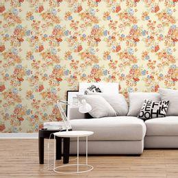 papel-de-parede-primavera-colorida-amarelo-claro