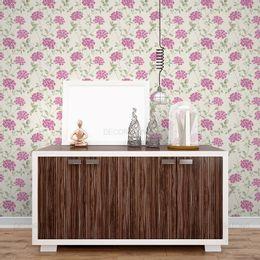 papel-de-parede-mini-floral-palha