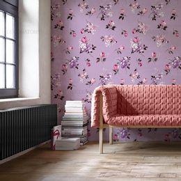 papel-de-parede-botoes-de-rosas-lilas