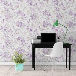 papel-de-parede-floral-em-roxo-suave
