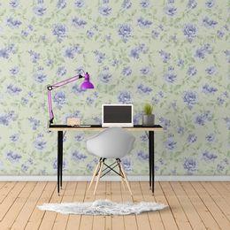 papel-de-parede-floral-rosas-verde-claro