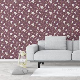 papel-de-parede-floral-arabesco-moderno-vinho