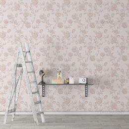 papel-de-parede-floral-degrade-rosa-claro