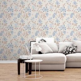 papel-de-parede-flores-classicas-creme