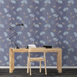 papel-de-parede-floral-ramos-tom-azul-marinho