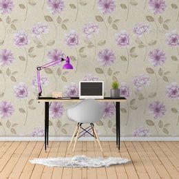 papel-de-parede-delicado-floral-palha