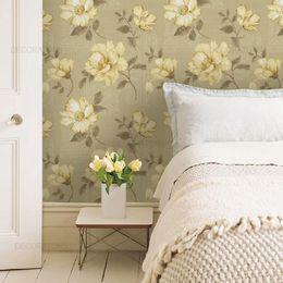 papel-de-parede-petalas-vintage-floral-bege